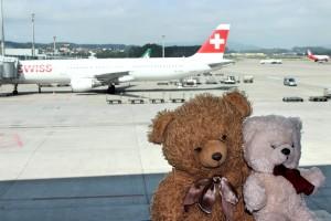 Abflug Zürich