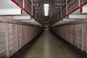 Alcatraz von Innen