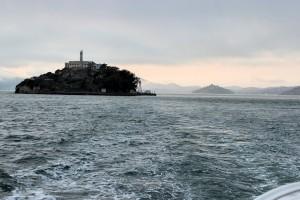Alcatraz von aussen