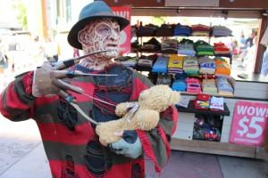In den Klauen von Freddy