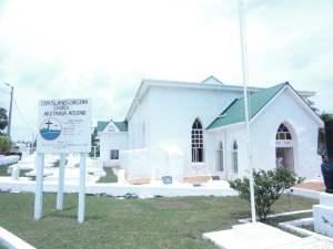 Kirche in Aitutaki