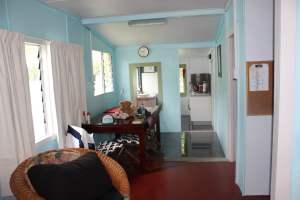 Unser Haus in Rarotonga