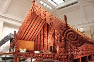 Im Auckland Museum