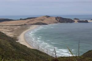 Aussicht bei Cape Reingab