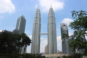 Die Petronas Twin Towers