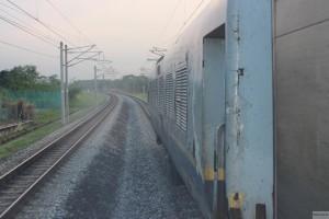 Der kaputte Zug