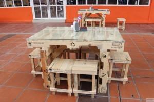 Tisch in George Townd