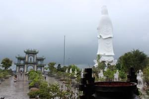 Lady Buddha Statue in Da Nang